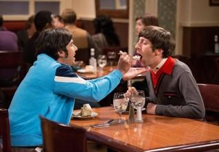 Raj and Howard