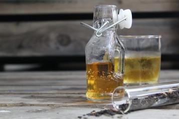 Whisky chai