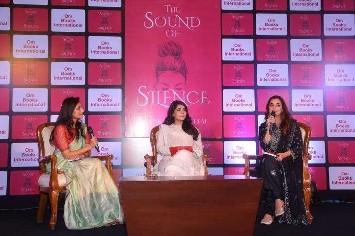 In conversation - Akanksha G Mittal & Dia Mirza 3